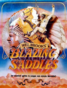 blazing saddles 1
