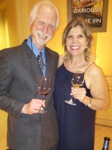 Peter and Holly Smith of OC Wine School