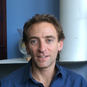 Author Phil Bildner