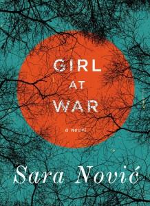 girl at war book cover