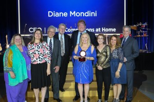 Newport Beach based Caring Companions at Home were honored at the Alzheimer's OC Gala