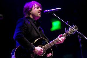 Jimmy Wayne performing at Olive Crest Spring Concert
