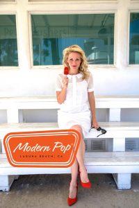 Popsicle entrepreneur Julie Podolec