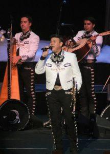 José Hernández and his Mariachi Sol de Mexico