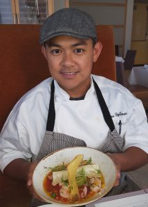 "Chef Ross ""Newsie"" Pangilinan"