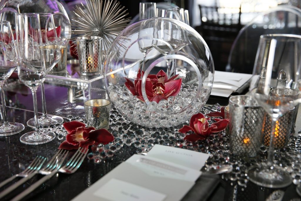 The 2016 Art of Dining honoring Marilyn Minter to benefit the Orange County Museum of Art held at the future home of the museum at the Segerstrom Center for the Arts on Saturday, May 21, 2016, in Costa Mesa, California. (Photo by Ryan Miller/Capture Imaging)
