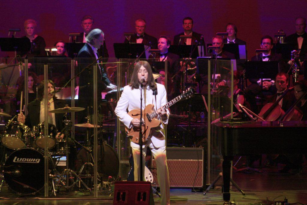 Jim Owen as John Lennon in Classical Mystery Tour