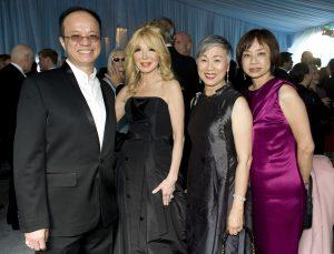 Rueibin Chen, Elizabeth Segerstrom, Anne Shih, Ping Shih