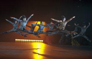 Roya -Swedish Ballet Juliet and Romeo / Photo Gert Weigelt