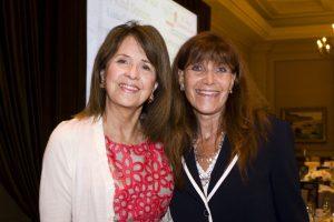 Sandi Jackson of Corona del Mar and Orangewood board member Susan Samueli