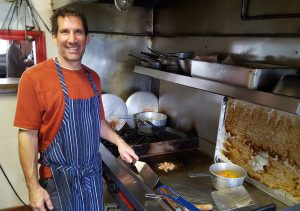 Kevin Cahalan of The Sliding Door / Kevin's Kitchen