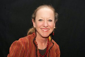 NCI founder and artistic director Molly Lynch