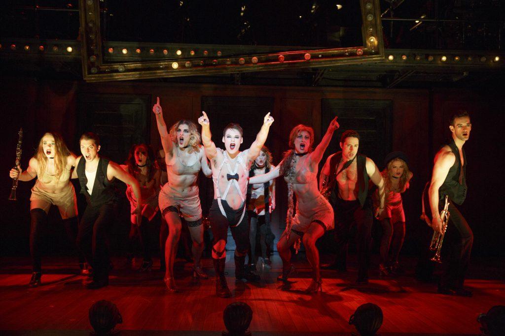 "Cast of ""Cabaret"""