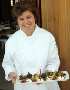 Chef Cathy Pavlos of Provenance