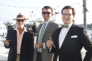 Robert Cloud, Jason Coleman and Nicolas Coleman