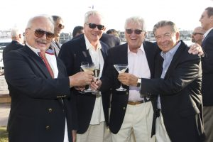 Mardo Ayvazyan, Peter Buffa, Henry Schielein and Tom Williams