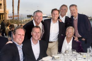 Joe Moody, Dave Moore, Mike Nevell, Todd Pickup, John Stanek, Steve Obradovic and Tim Busch