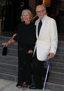 Barbara Roberts and Carl Neisser