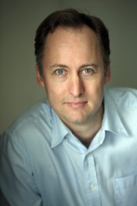 Author Sebastian Smee