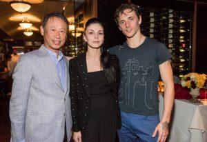 S.L. Huang, Natalia Osipova & Sergei Polunin-photo by Doug Gifford