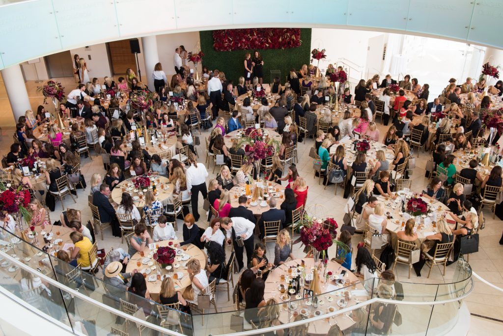 400 fashion-forward attendees at the Harvesters' 24th Annual Fashion Show & Luncheon.
