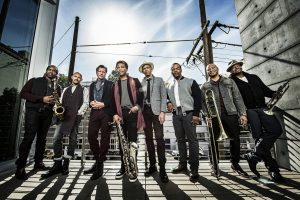 SF Jazz Collective photographed in San Francisco, CA October 23, 2015©Jay Blakesberg