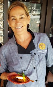 SOL executive chef Deborah Schneider