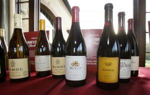 Silent Auction item: bottles of premium wine