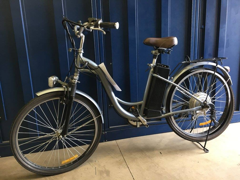 A stolen bike recovered by the Newport Beach Police Department.  — Photo courtesy NBPD ©