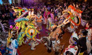 Oglala Lakota Sioux Dancers