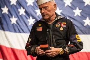 World War II Veteran Jack Linscott
