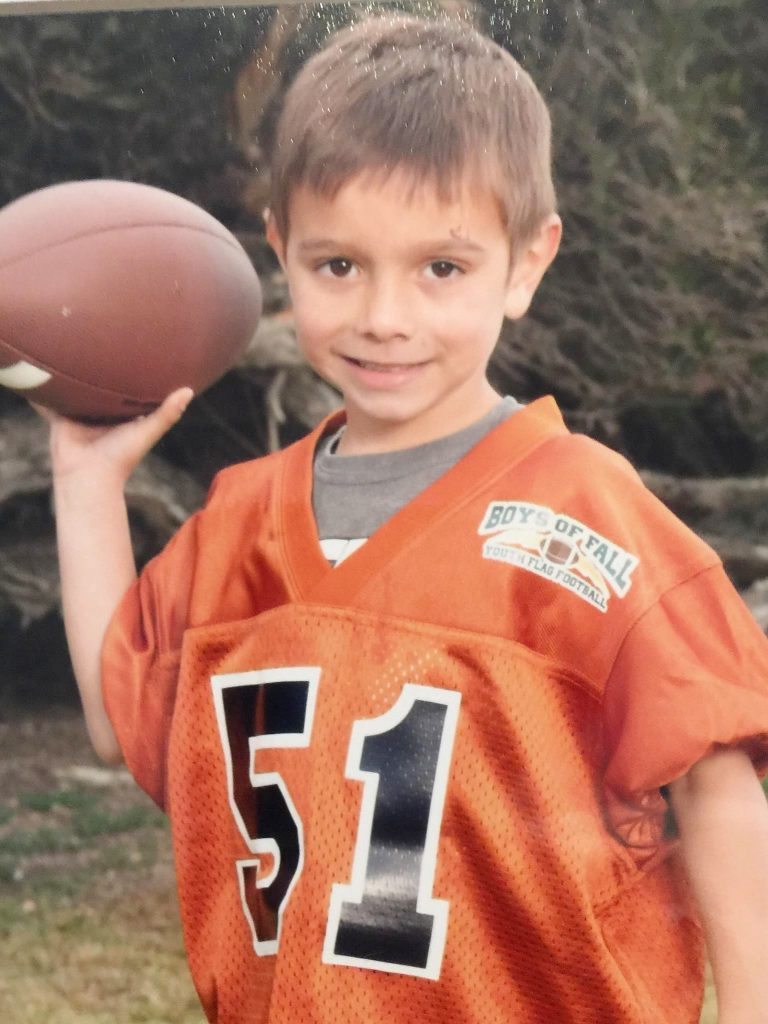 Brock McCann, the 8-year-old-boy who died May 25 after being struck by a CR&R trash truck. — Photo courtesy In Loving Memory of Brock McCann ©