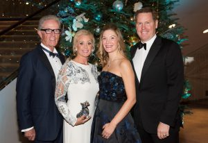 Gala chairs: Roger and Tracy Kirwan, Jaynine and David Warner / photo by Doug Gifford