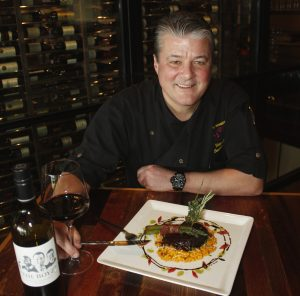 Chef Yvon Goetz of The Winery