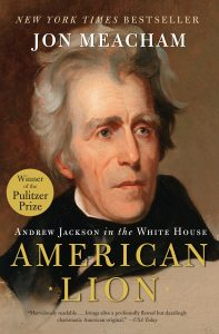 american lion book cover