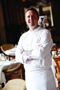 Andrea Chef Jonah Amodt. Photo courtesy of Pelican Hill