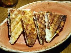 vaca grilled cheese