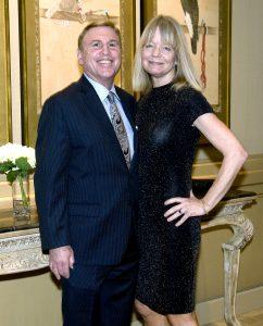 Martin Greenbaum and Jodi Greenbaum, Chairman of the Board of Heritage Pointe.