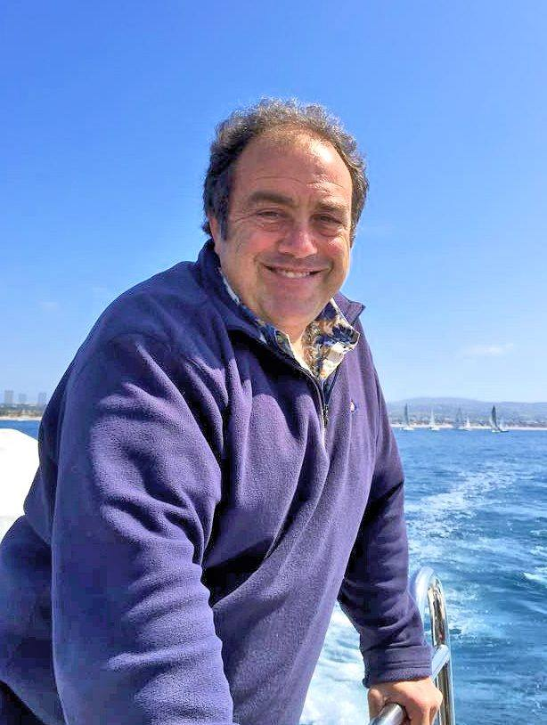 "Charles ""Chip"" Donnelly — Photo courtesy Newport Mooring Association"