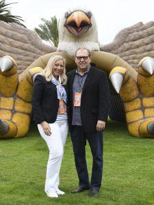 Julie and Gary Crisp