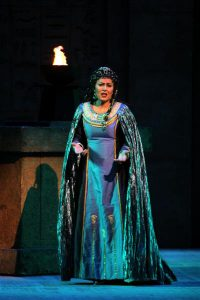 "Milena Kitic in ""Aida"""