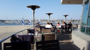 Lighthouse Cafe in Newport Beach is participating in OC Restaurant Week