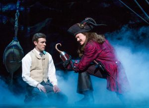 Billy-Harrigan-Tighe-as-JM-Barrie-and-Tom-Hewitt-as-Captain-Hook-in-Finding-Neverland-Credit-Jeremy-Daniel_IMG_1
