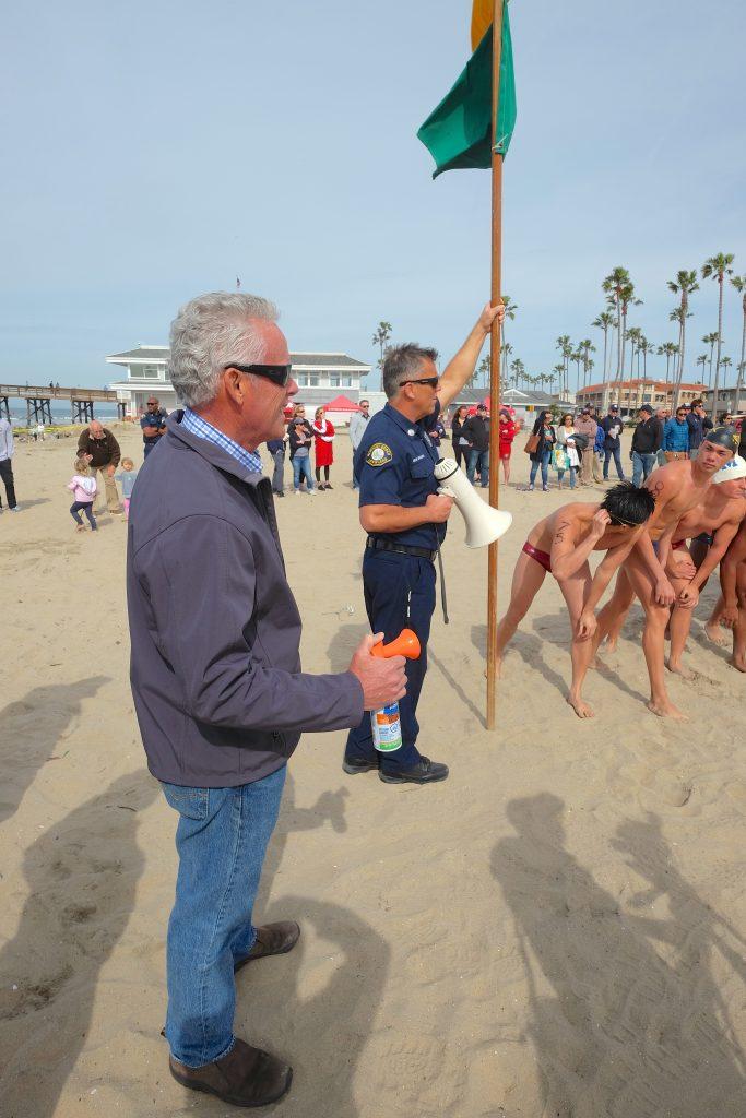 Newport Beach Lifeguard Tryouts