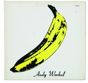 Pop Art Design_Warhol_The Velvet Underground