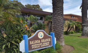 Balboa Branch llibrary