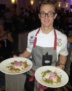 Chef Blake Mellgren of Craft House