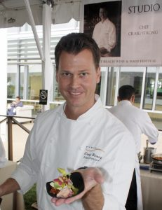 Chef Craig Strong of Studio at the Montage