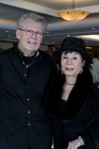 Pilar Wayne and Gary Raehn. Photo  by Anne Chatillon