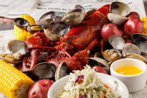 BWG New England Lobster and Clambake